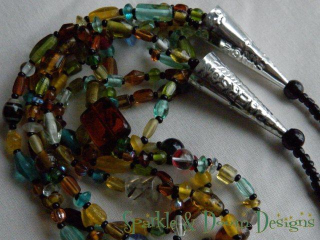 the cones are jingles, meant for jingle dresses, native regalia