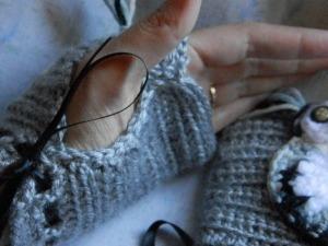large thumb hole
