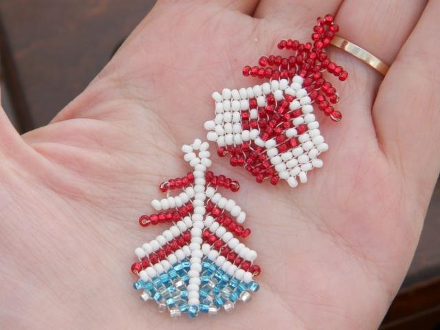 Patriotic Feathers!