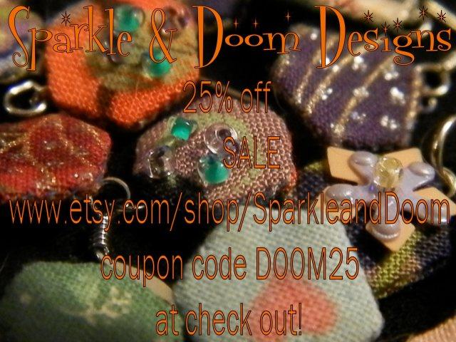 Sparkle & Doom Designs