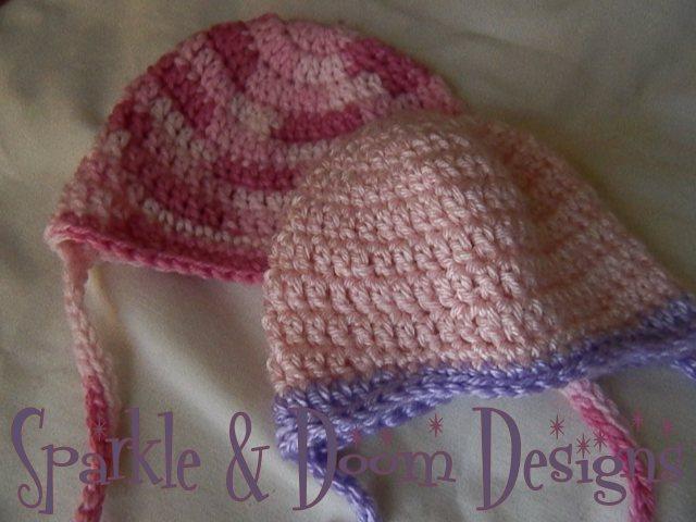 Baby Hats newborn to 3 months