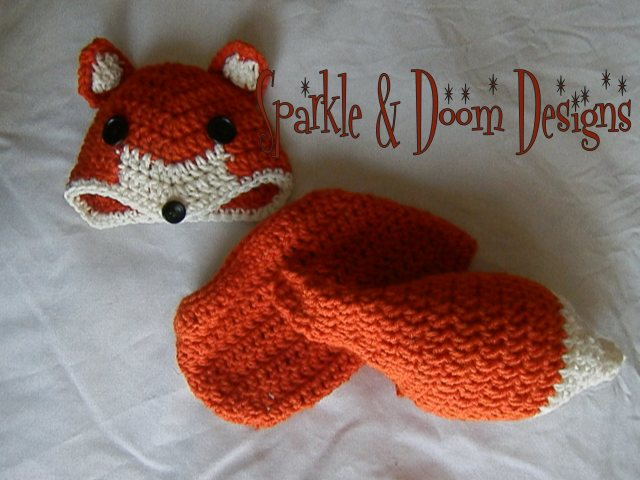 Foxy Baby Set