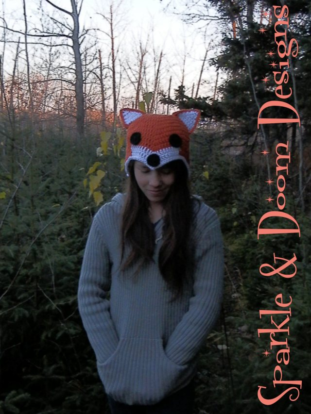 Sly Fox Hat {made to order}