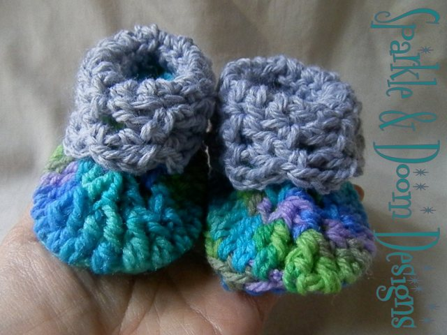 Loopy Love Booties