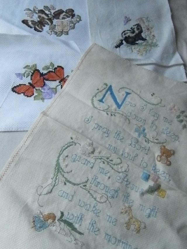 Nursery poem, butterflies, cute skunk