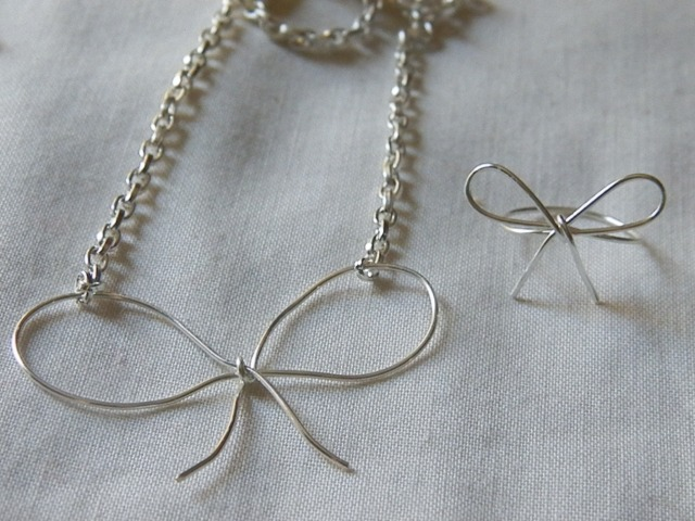 Wire Words & Shapes: Bow Set