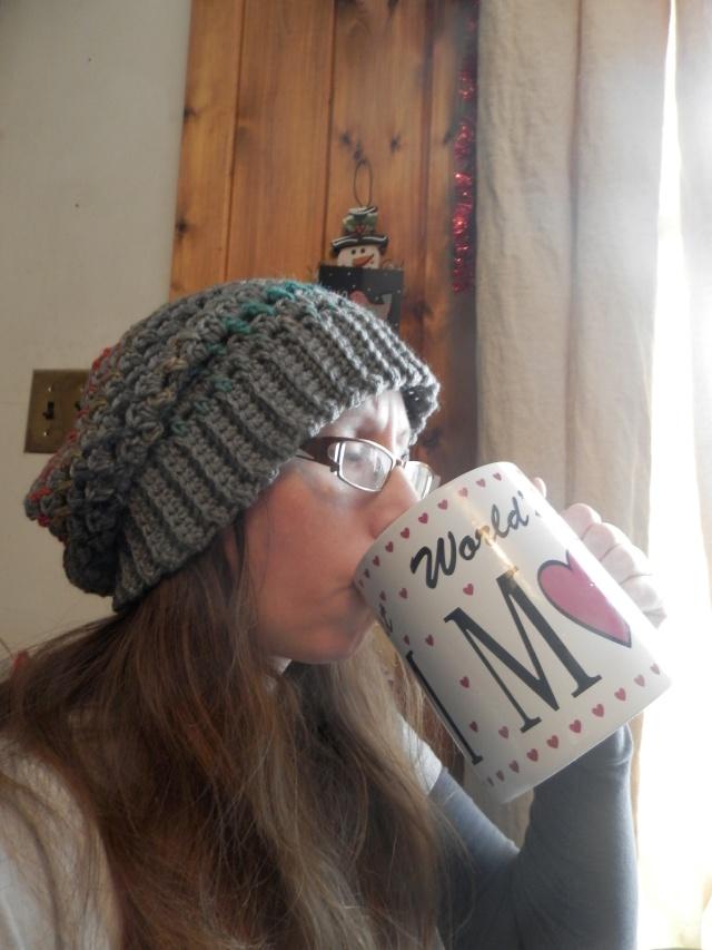 gotta love a GIANT mug of coffee