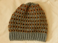 Salena Baca Super Slouch made for my neighbour Stephanie F.