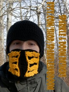 Scorpion Toque : my own design