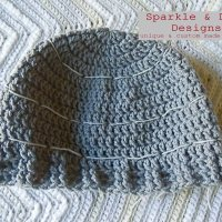 Free Death Star Beanie & Slouch Pattern