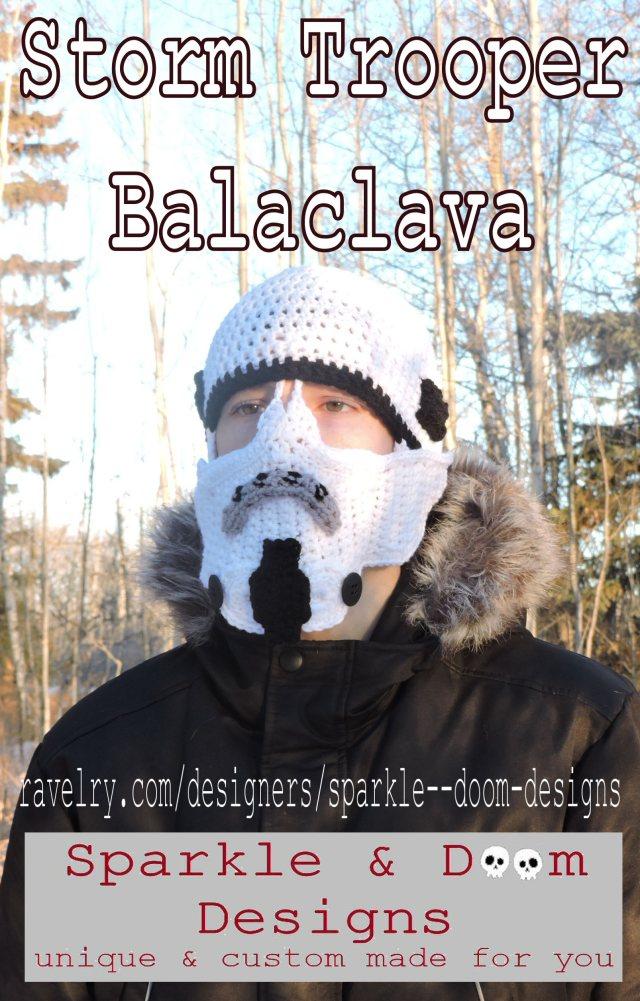 Storm Trooper Balaclava Promo 1