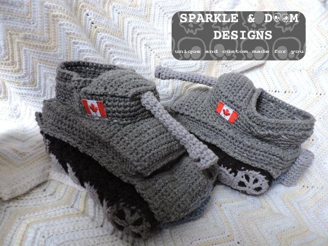 Tank Slippers 01b