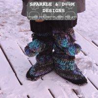 Lucky Wanderer Slipper Boots Ta Da!